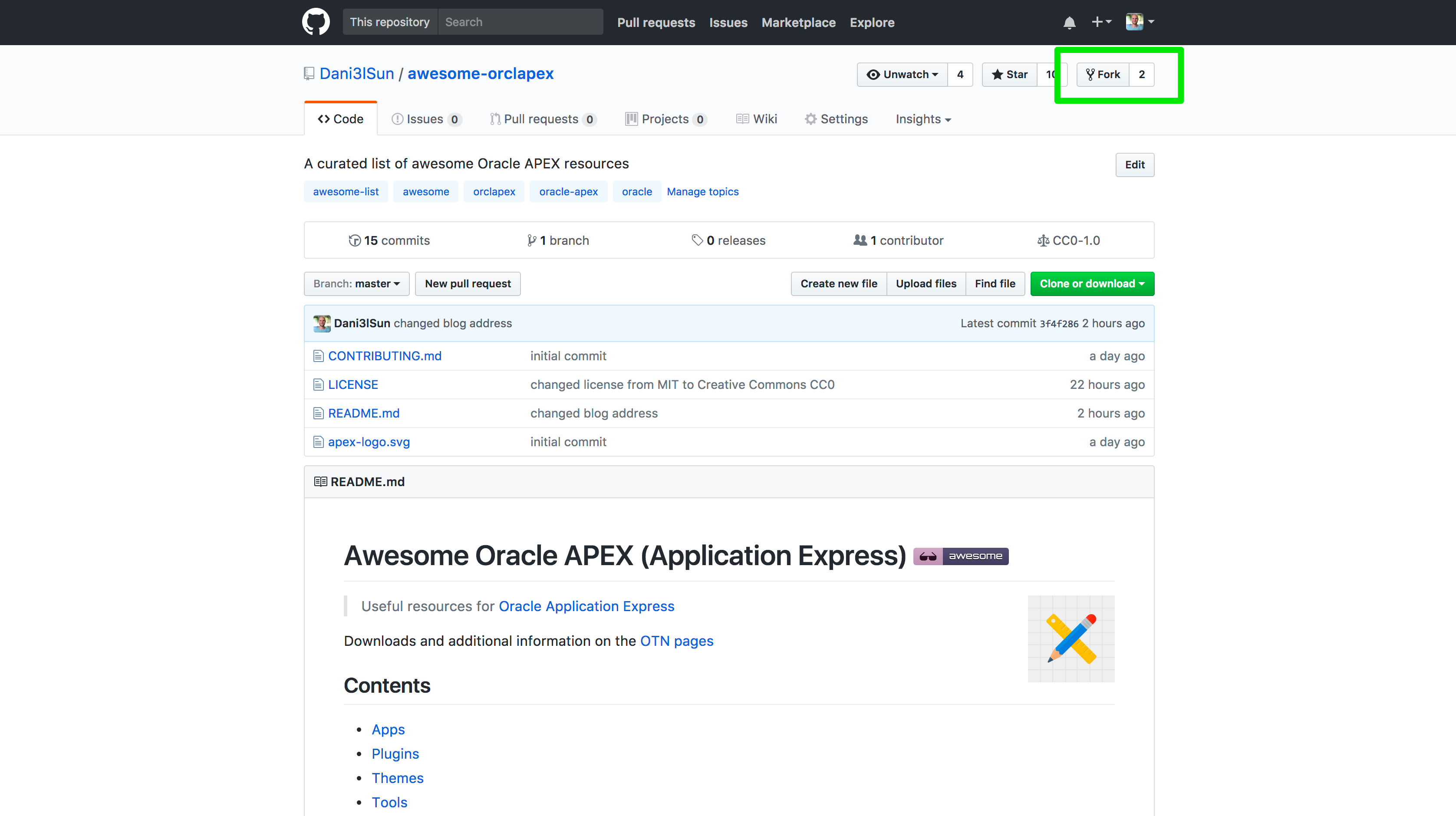 Daniel Hochleitner – Blog – Mainly about Oracle APEX and